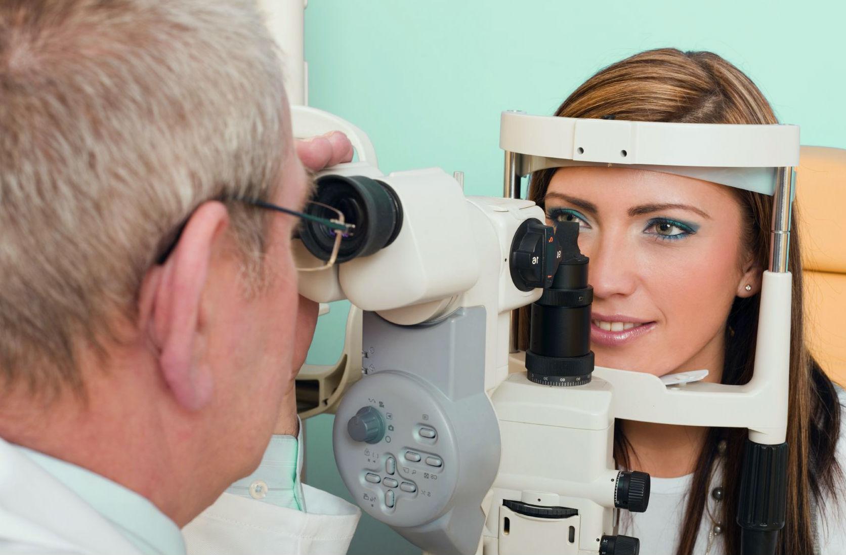 Обследование по катаракте